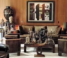 Parce Que Le Style Africain Séduit, Les Designers Sont Nombreux à  Lu0027adopter. Lu0027artisanat Africain Se Modernise Pour Faire Honneur à Votre  Maison Et Pour La ...